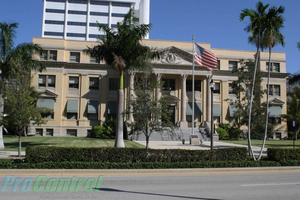 courthouse in west palm beach